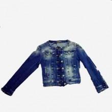 Giacchetto jeans Marylay