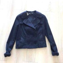 giacca in cotone doppio petto