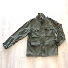giacca parka scout