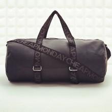 Cylinder shaped bag