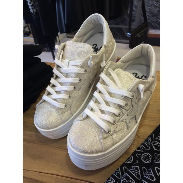 sports shoes 608b1 ba151 Yourself Star Scarpe Bianche 25 Lab G Wear z66qTEYn ...