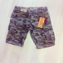 camouflage short shorts
