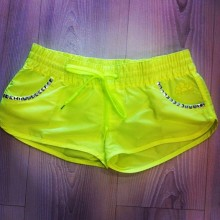 Sundek shorts fluorescent sea