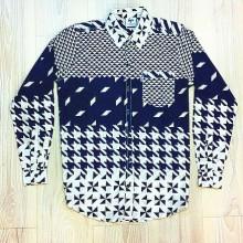 Camicia geometrica