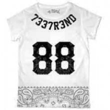 T-Shirt 88 white