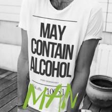 T-Shirt alcohol