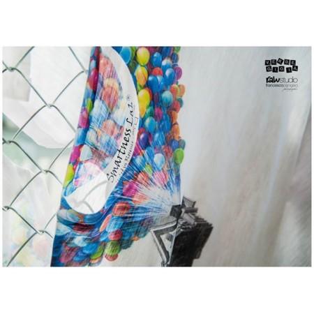 t-shirt mongolfiera - baloon