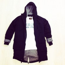 Bark long parka cheapmonday