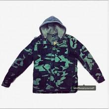 giacchetto scout militare