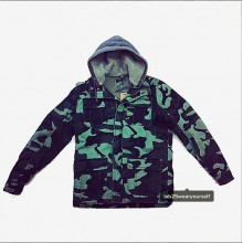 Scout military jacket