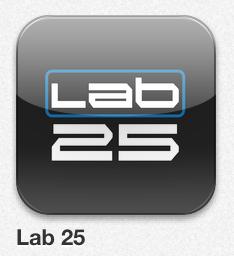 Scarica l'app di Lab 25!